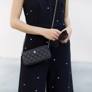 Embellished Jumpsuit + Site Redesign