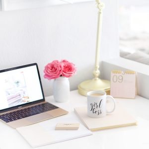Girl Boss Diaries with Pretty Collected