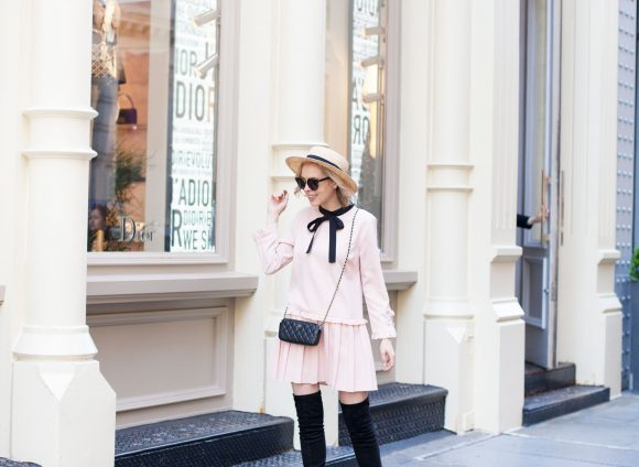 A Parisian Moment In NYC