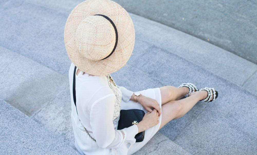 Black & White Summer Style with TOBI