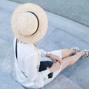 Black & White Summer Style with TOBI