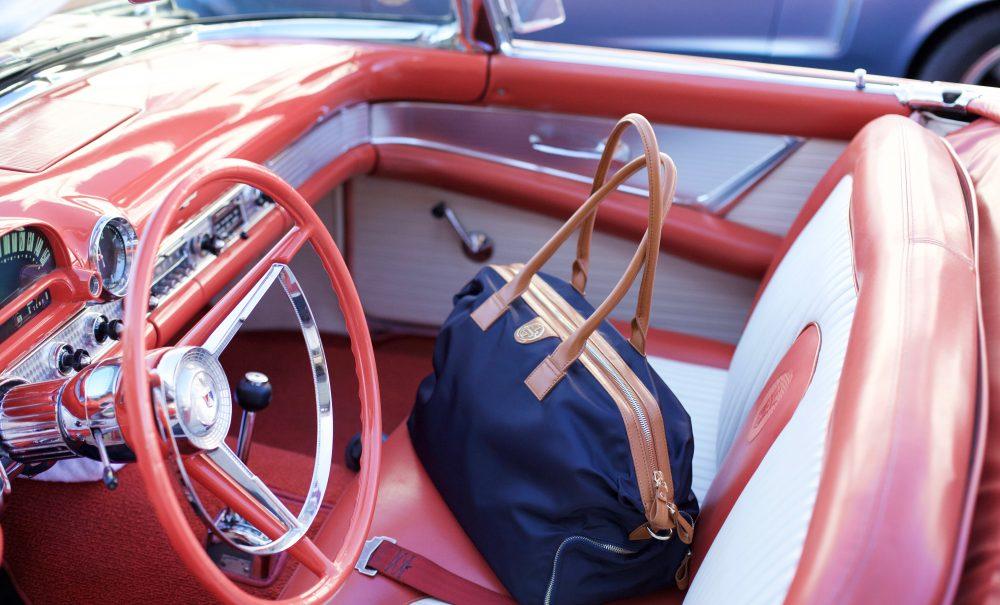 The Perfect Road Trip Bag x Jemma