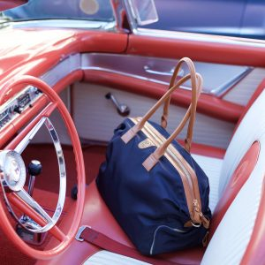 The Perfect Road Trip Bag x Jemma