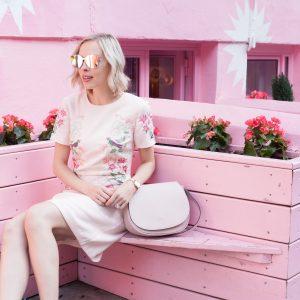 All Pink at Pietro Nolita