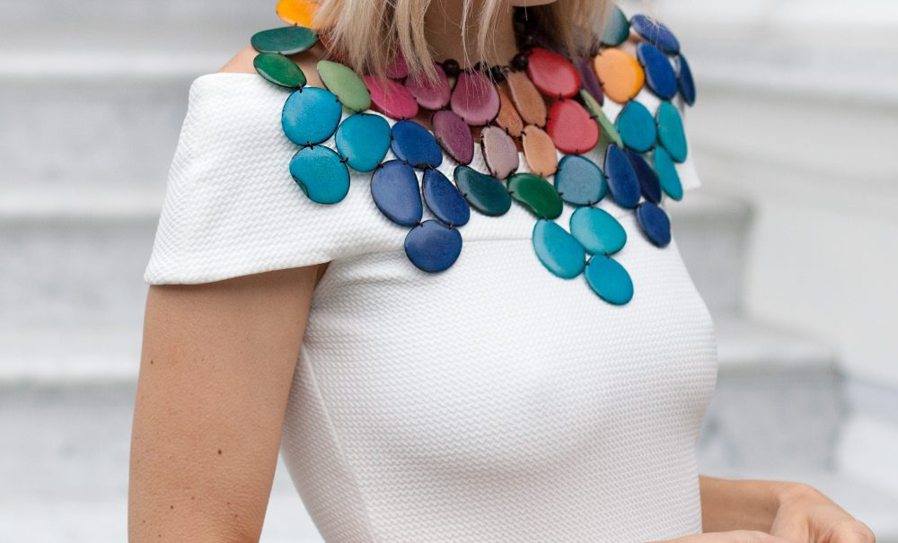 Statement Necklace Mujus NYC