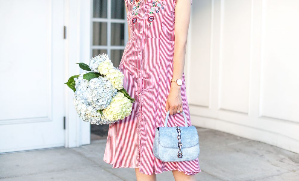 Embroidered Blooms x Zaful
