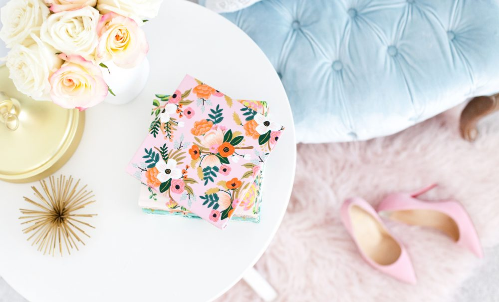 Dreamy Floral Memories | Rifle Paper Co. for Chatbooks