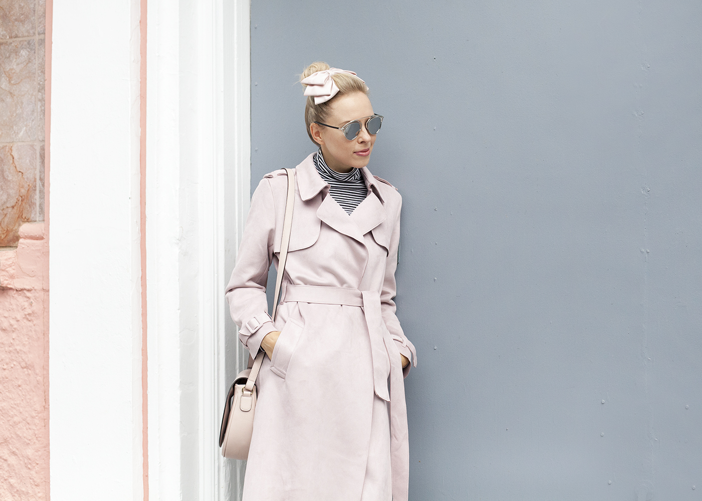 cab0c189 Zara Trench Coat for Fall | Fashion | Lombard and Fifth