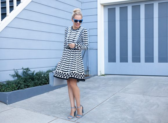 The Perfect Fall Dress | Eliza J