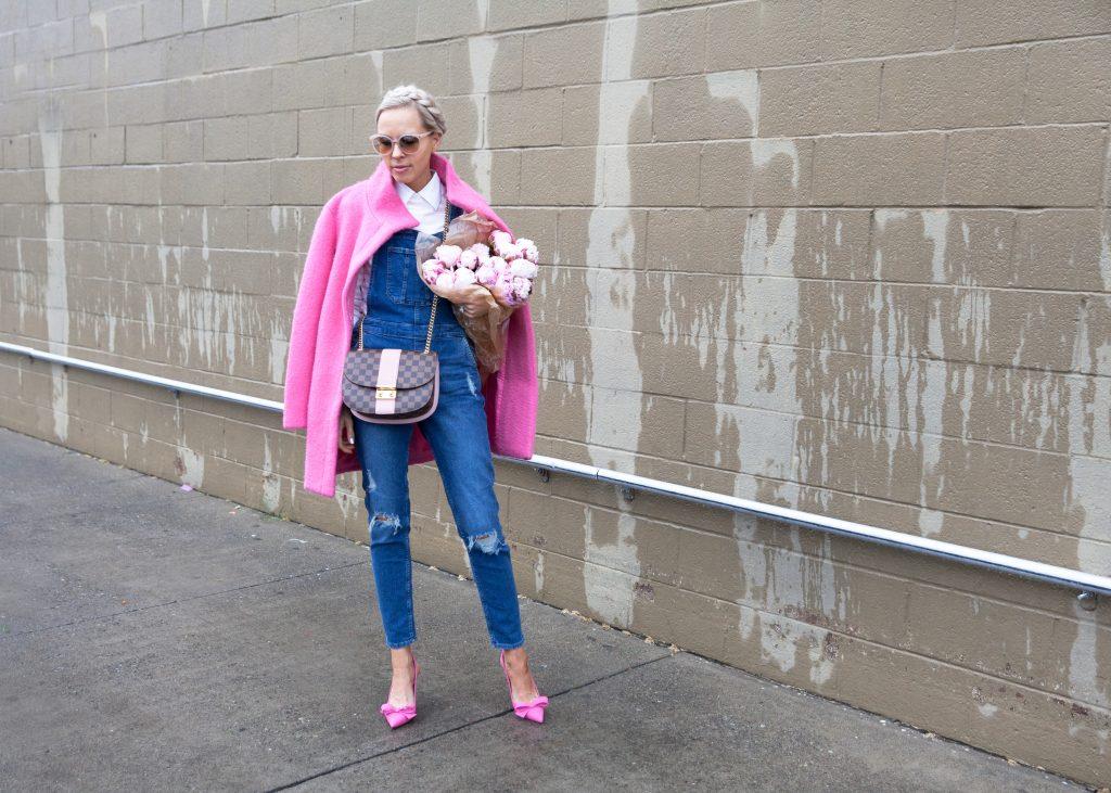 Pink Peonies San Francisco Flower Mart