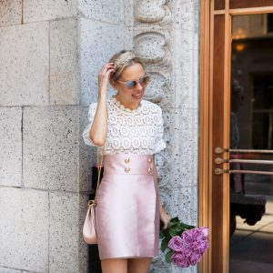 Chic Little Skirt | Reina Hortense