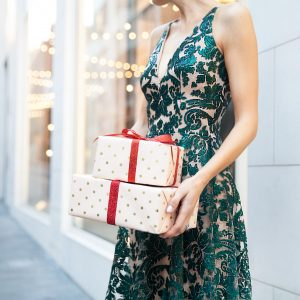 Shine Bright | Holiday Dress Round Up 1
