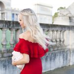 Eliza J body con dress red_Valentine's Day style
