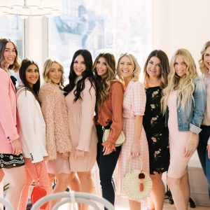 Le Marais Bakery Galentine's Brunch | SF Blogger Gang