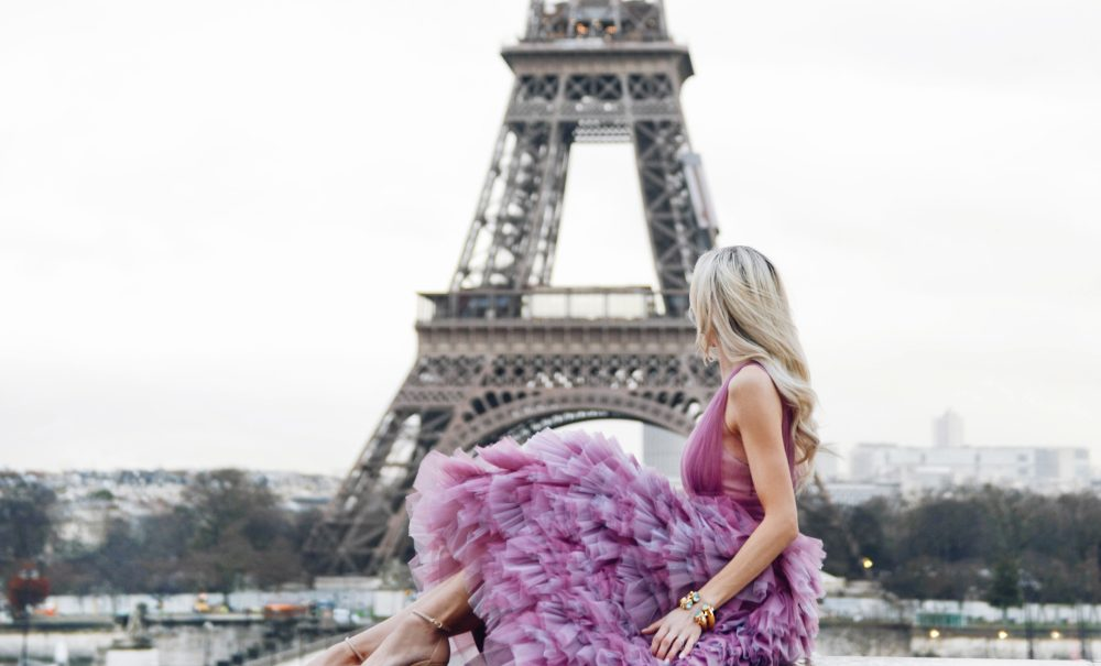 A Paris Romance | Julie Vos
