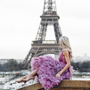 A Paris Romance | Julie Vos