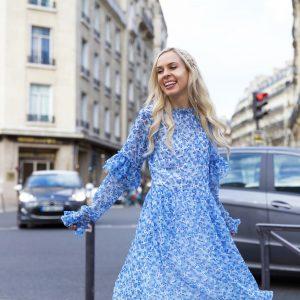 Blues in Paris | Damaris Bailey