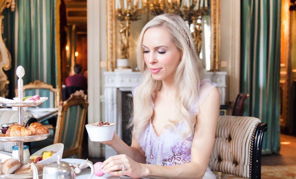 A Dreamy Brunch – Laduree Paris | Needle & Thread