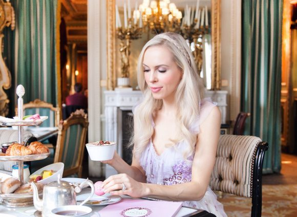 A Dreamy Brunch – Laduree Paris | Needle & Thread