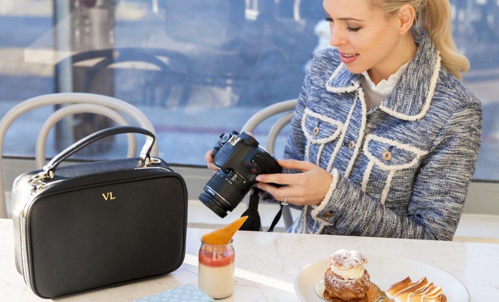 A Blogger Necessity | Luxemono Camera Bag