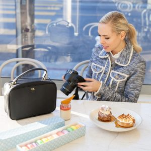 A Blogger Necessity | Luxemono Camera Bag