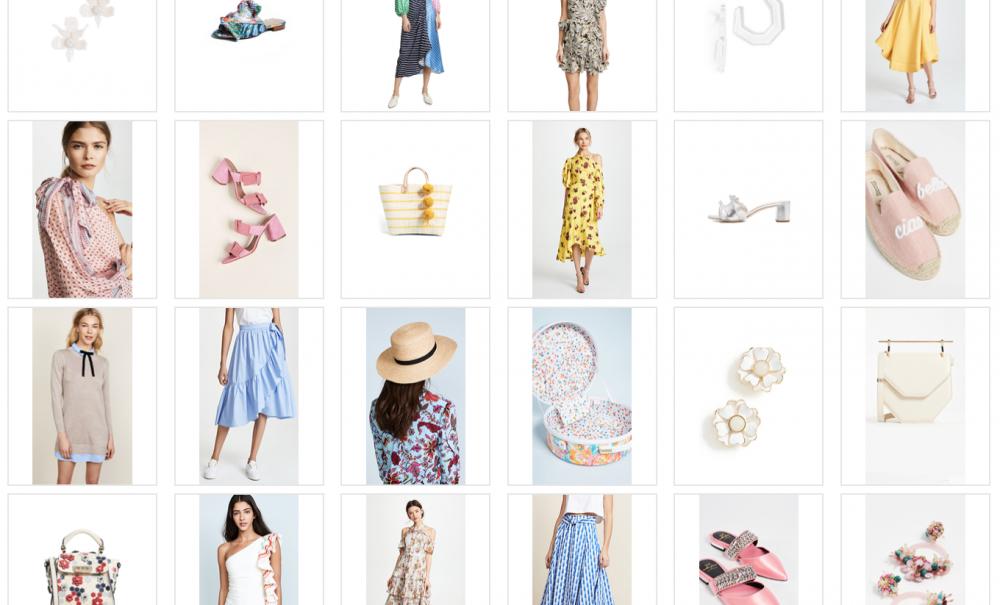 Spring into Spring! | Shopbop sale favorites