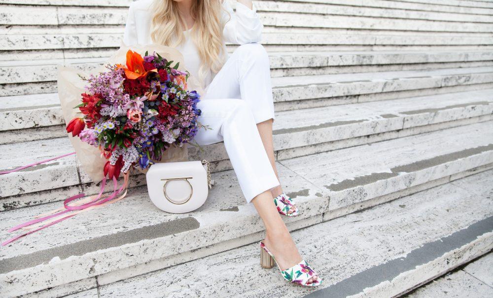 Flower Invasion Moment | Ferragamo