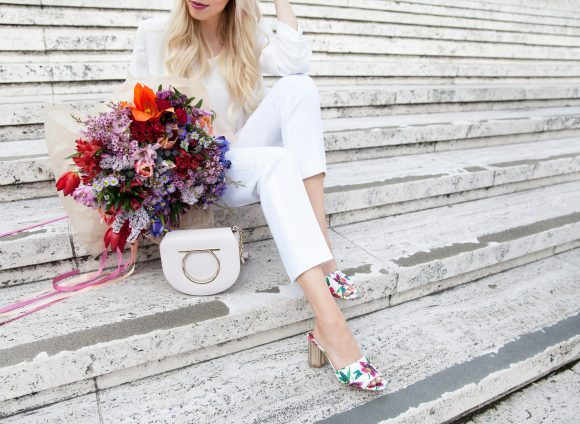Flower Invasion Moment | Ferragamo