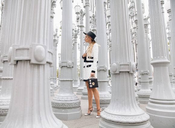 Black & White at LACMA | River Island