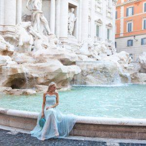 Make A Wish in Rome