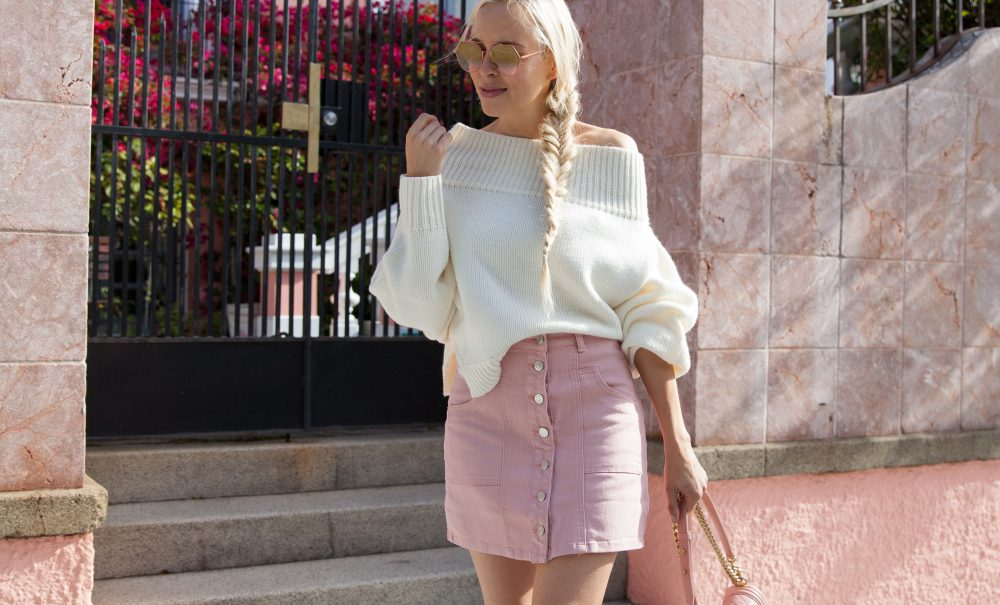 The Perfect Transition Skirt