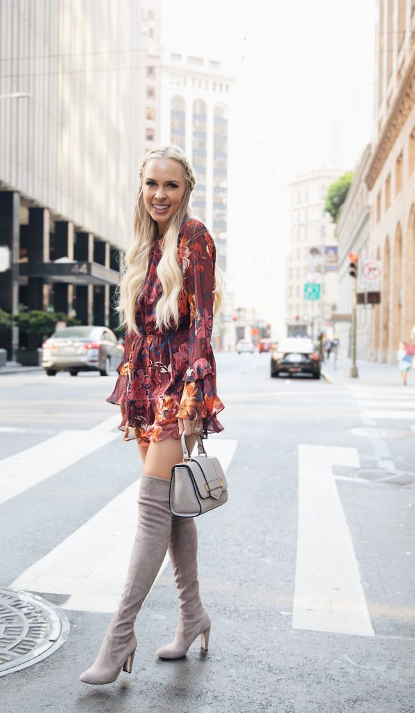 Ali & Jay Getting All Your Love Romper nordstrom
