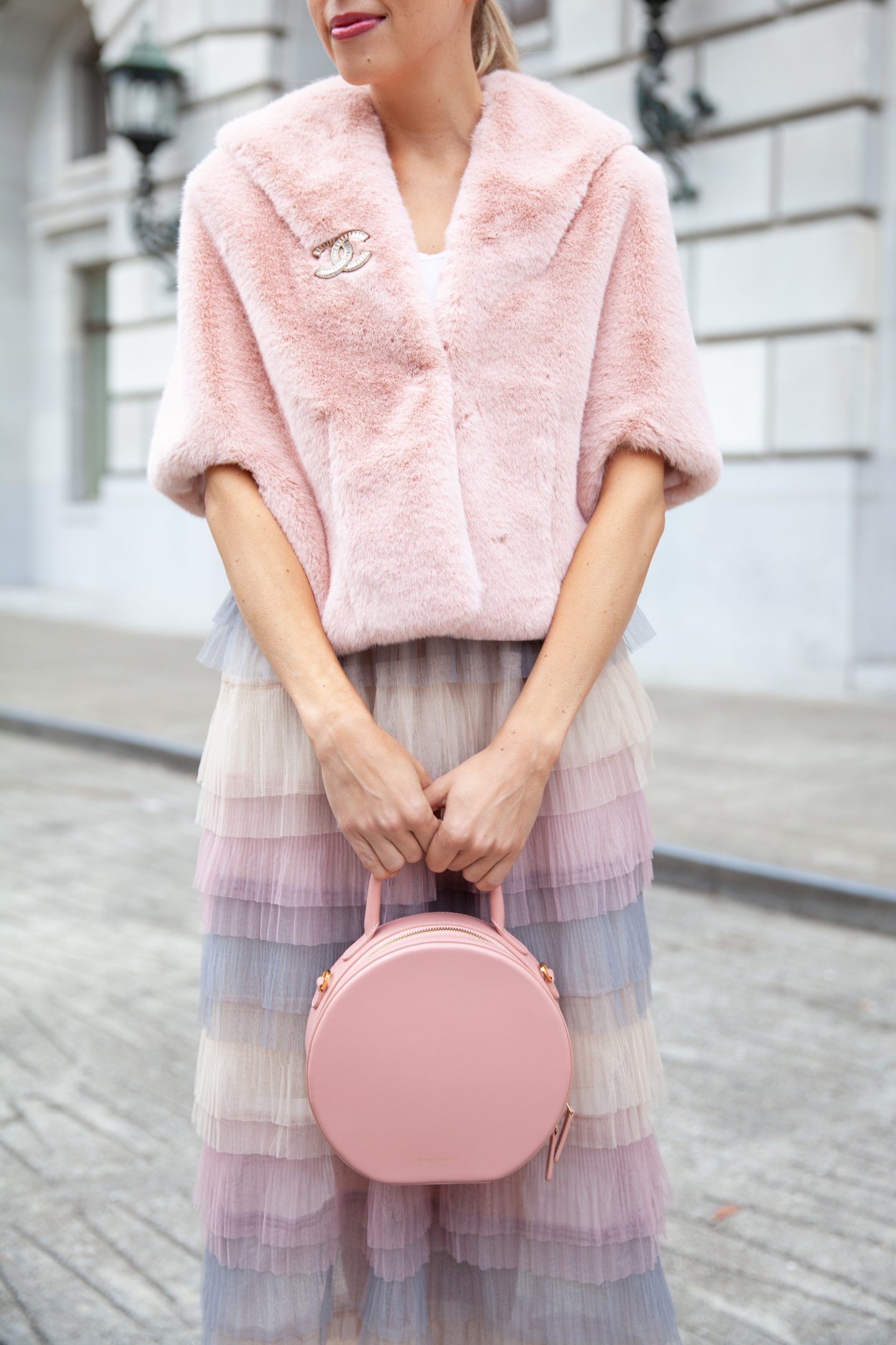 Chicwish winter pastels featured by top fashion San Francisco lifestyle blogger, Lombard and Fifth