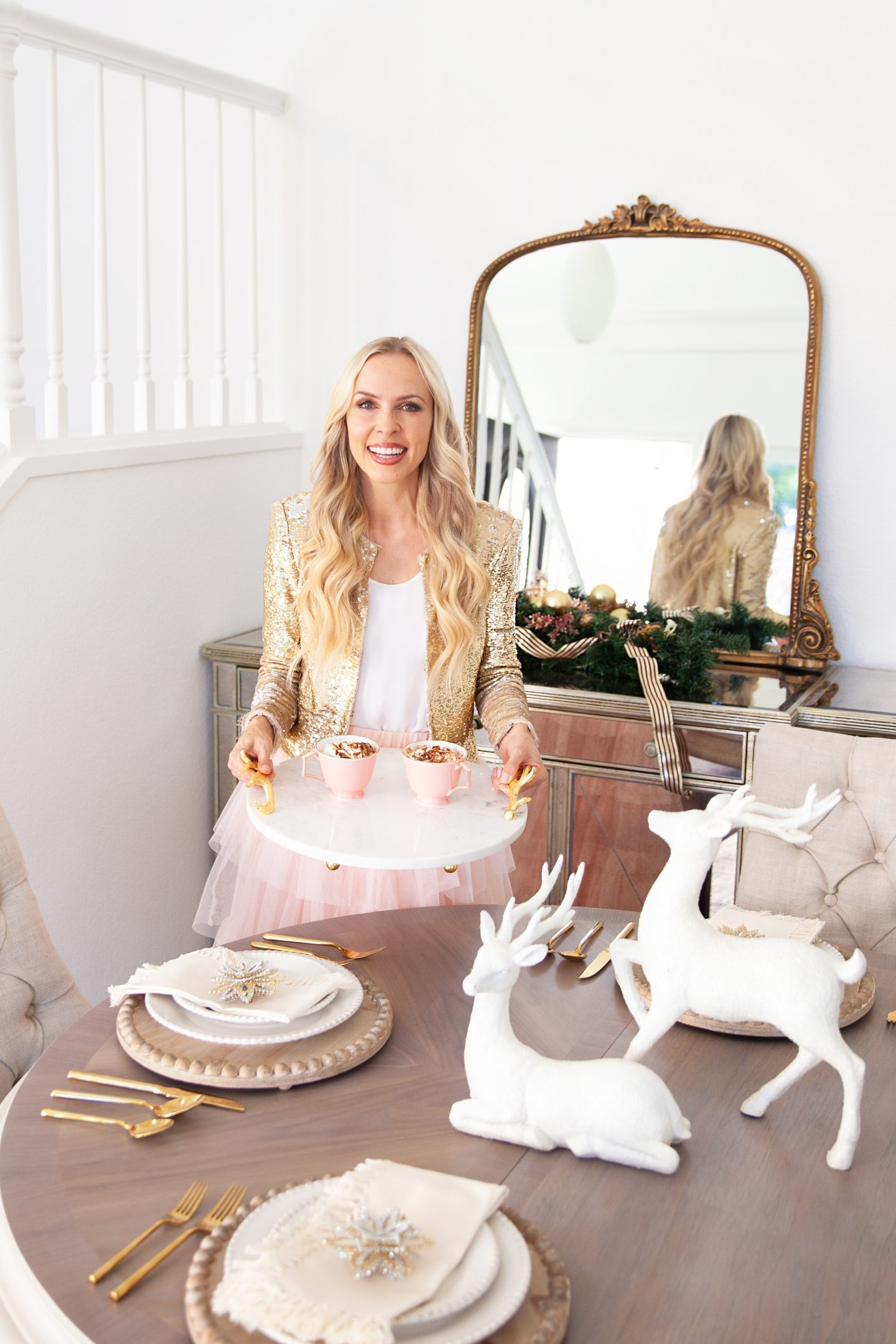 ebay holiday decorating tips featured by top lifestyle San Francisco lifestyle blogger, Lombard and Fifth