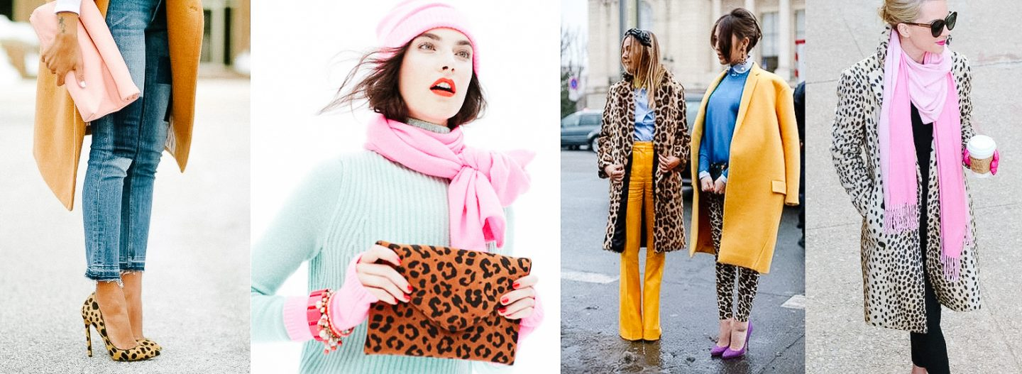 winter color combinations featured by top US fashion blogger Lombard and Fifth