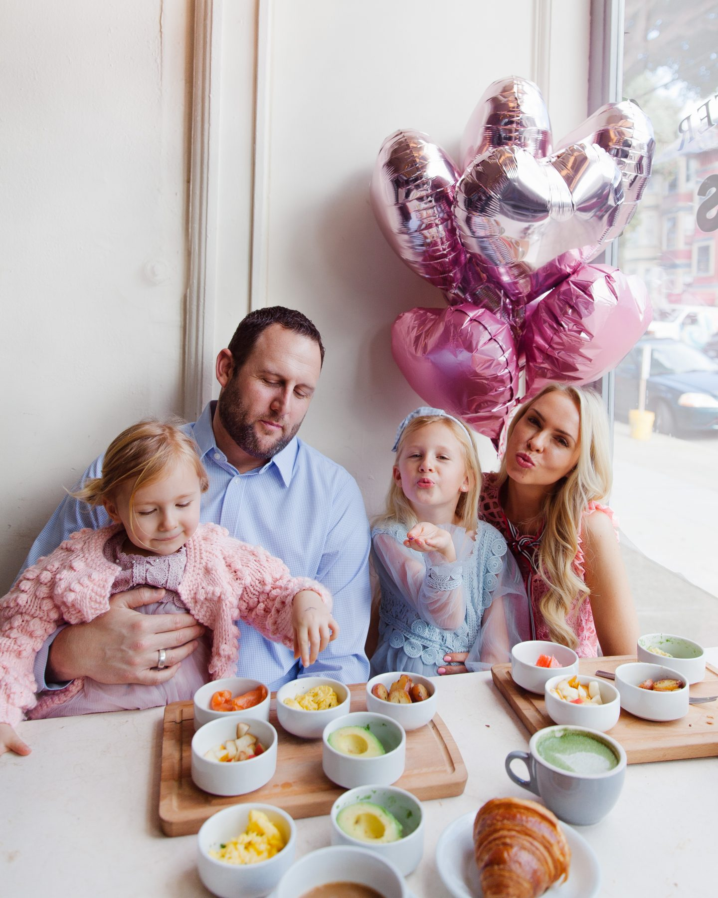The importance of a Family Valentine featured by top US life and style blog, Lombard and Fifth