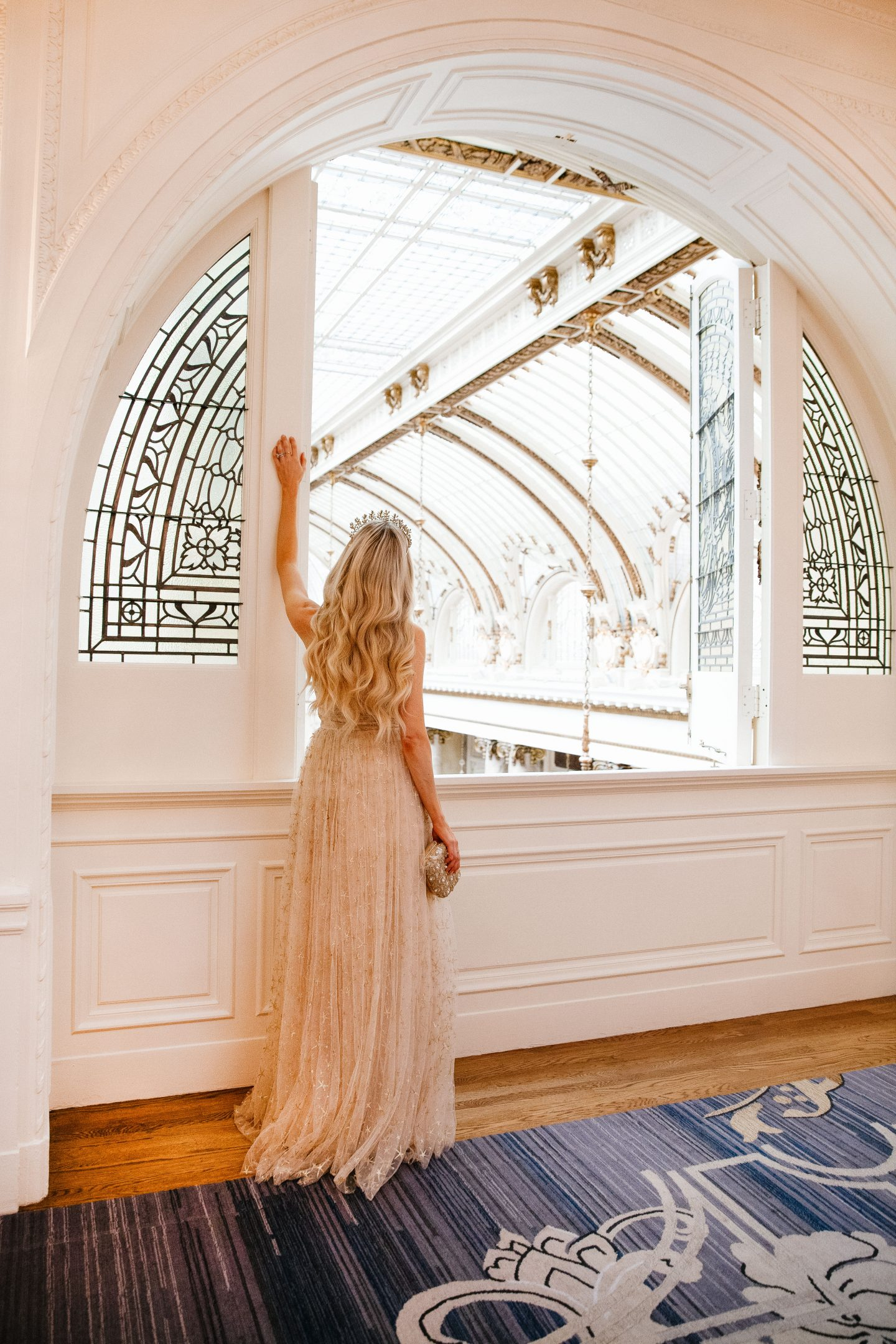 Palace Hotel San Francisco vacation featured by top San Francisco fashion blogger Lombard and Fifth