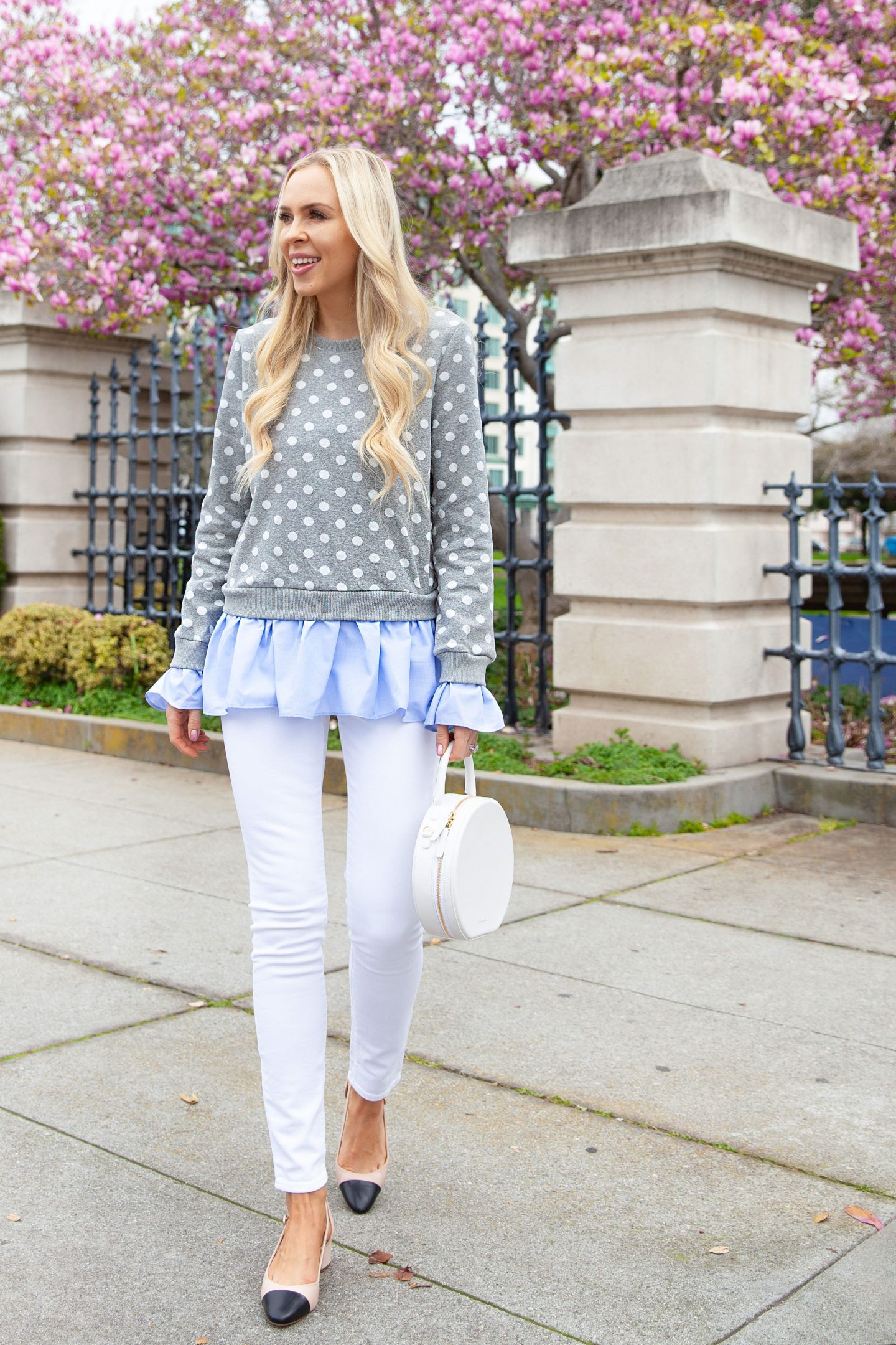 Shopbop spring style featured by top San Francisco fashion blogger Lombard and Fifth
