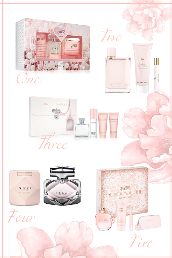 Stage gift set fragrance for Mother's Day featured by top US life and style blog Lombard and Fifth
