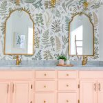 Wayfair bathroom remodel decor featured by top San Francisco fashion blogger Lombard and Fifth
