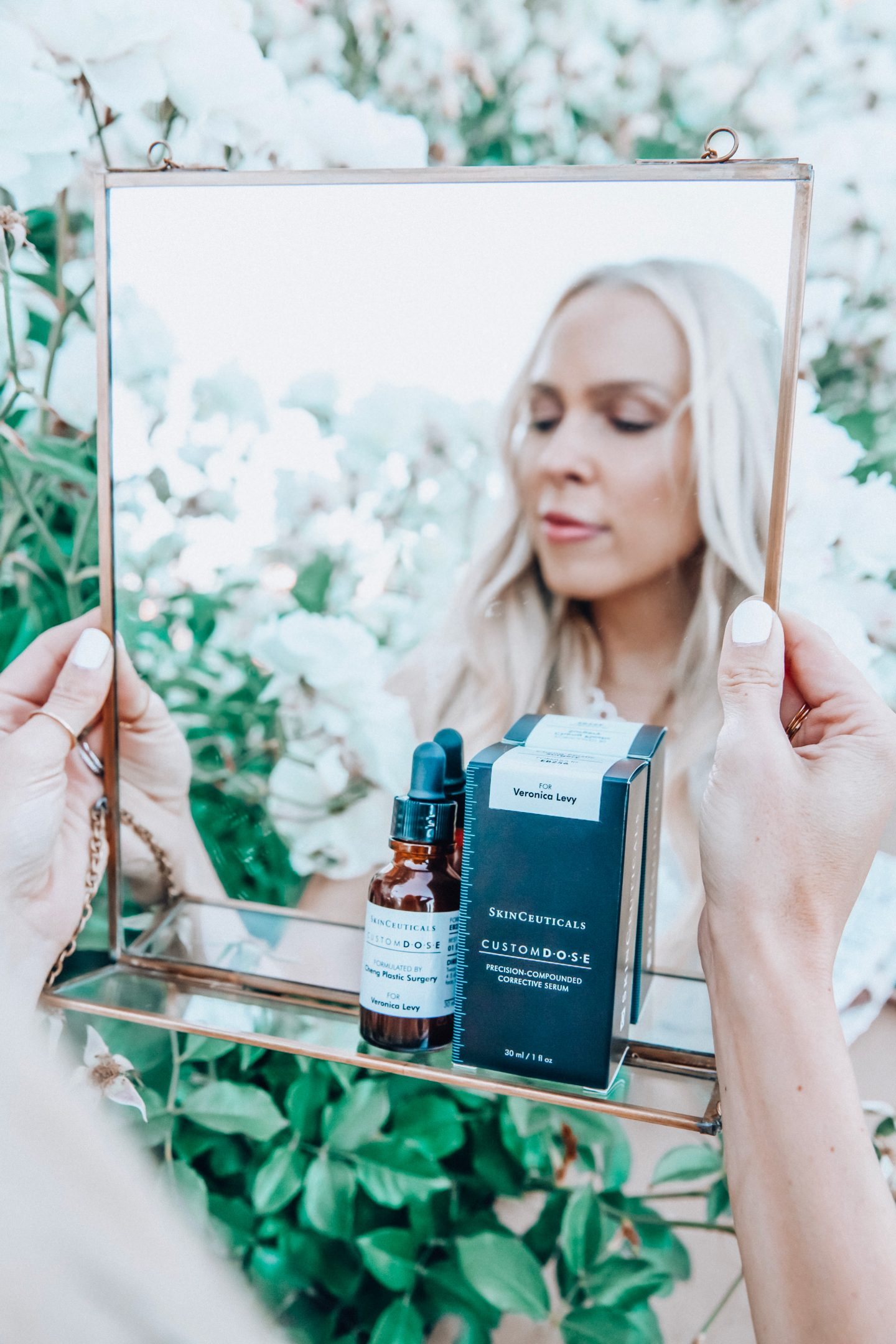 SkinCeuticals Custom Dose review featured by top US beauty blog, Lombard and Fifth