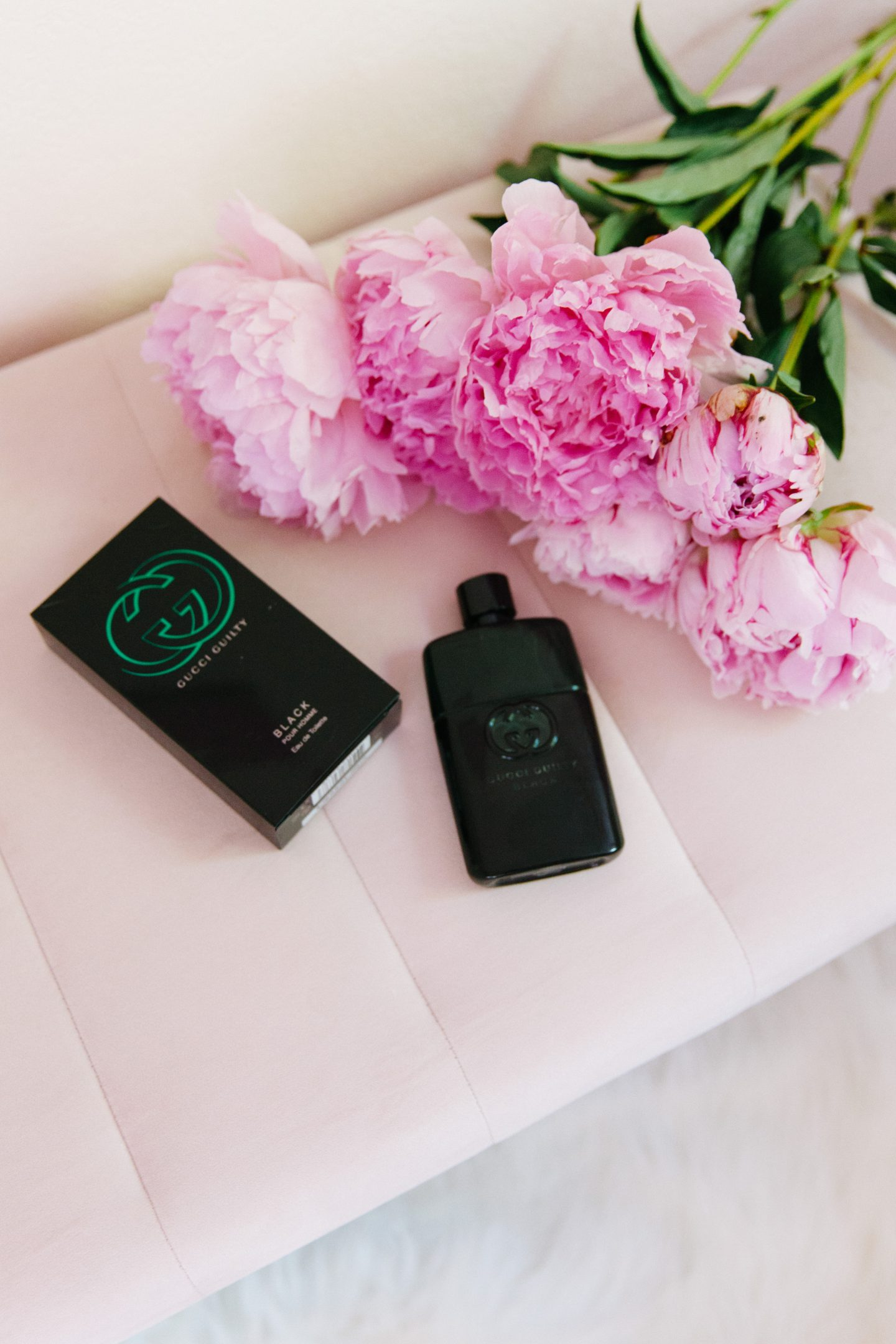 Thoughtful Father's Day Gifts from Stage featured by top US life and style blog, Lombard and Fifth: Stage Gucci cologne