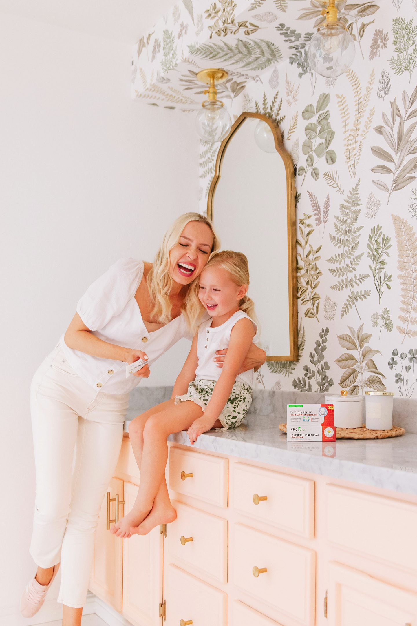 Procure Hydrocortisone Cream mom tips featured by top San Francisco fashion blogger Lombard and Fifth