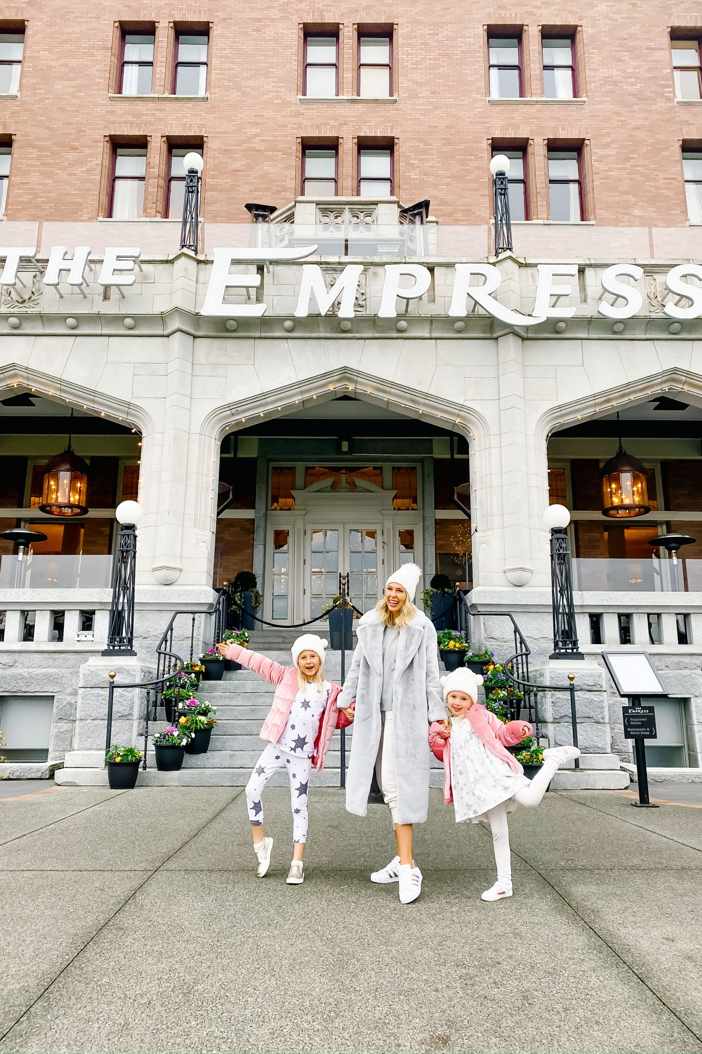 Fairmont Empress Christmas travel guide, by top San Francisco fashion blogger Lombard and Fifth.