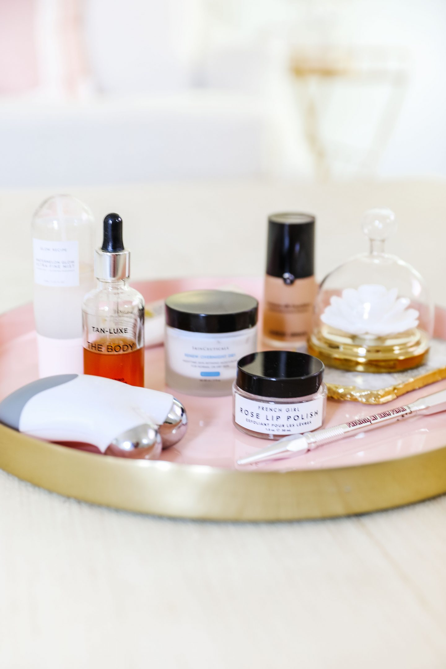 Best Beauty products I used the most in 2019, featured by top San Francisco fashion blogger Lombard and Fifth.