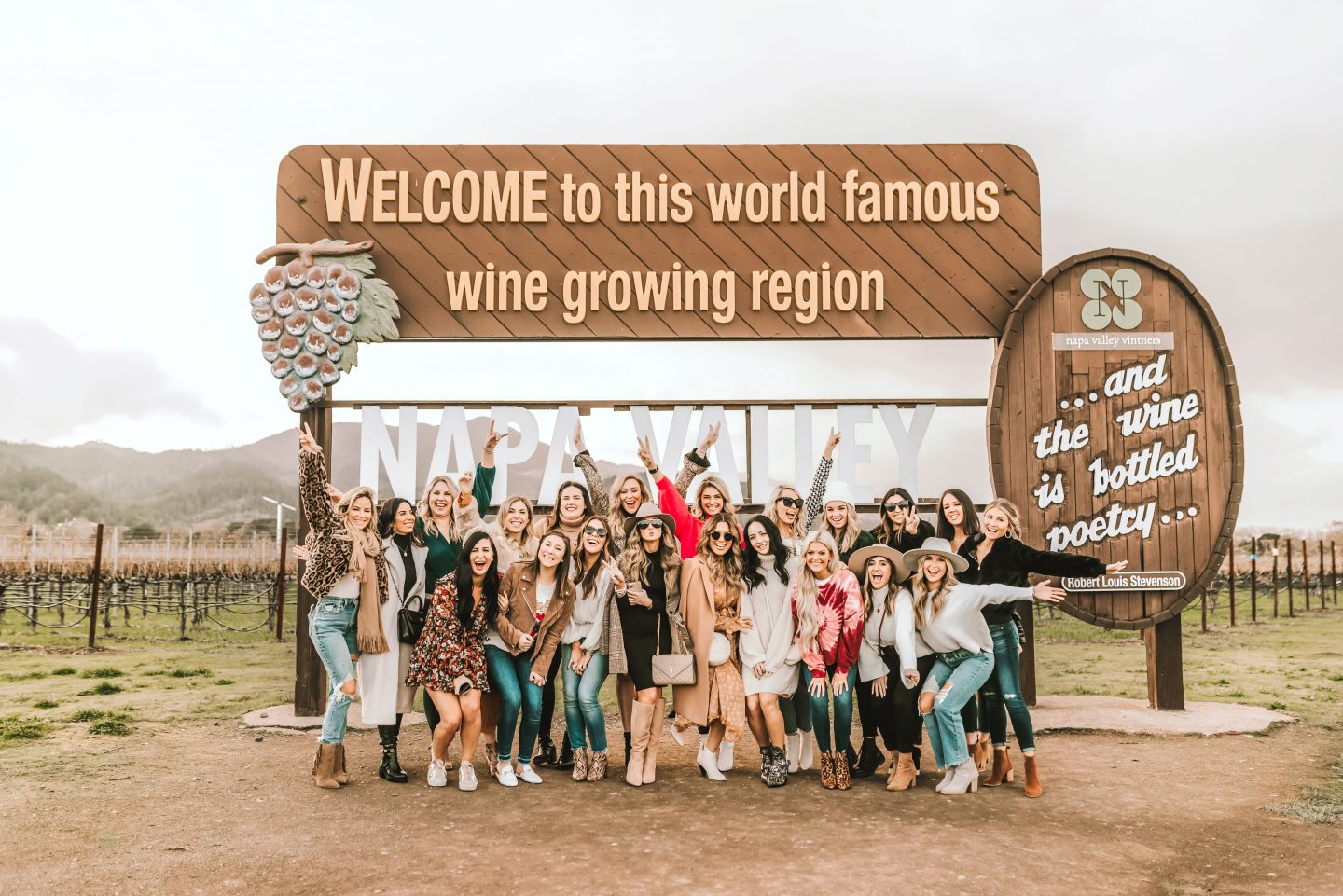 Napa Valley Yountville 2020 travel guide featured by top San Francisco fashion blogger Lombard and Fifth.