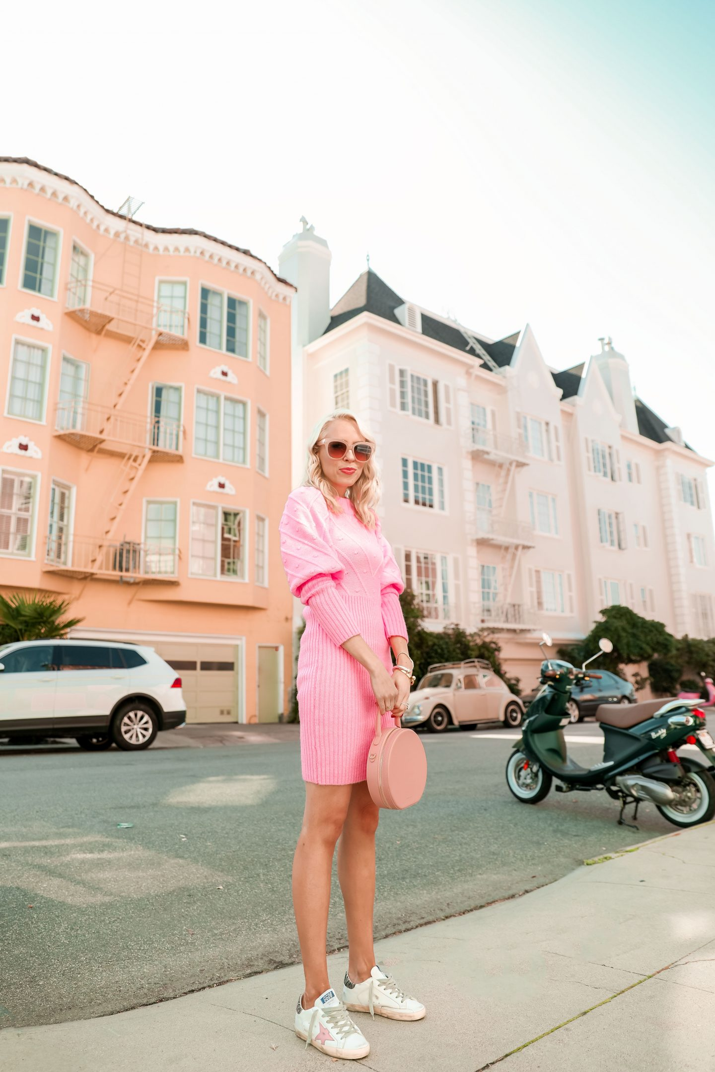ASOS Cozy Valentine's Day Outfit Ideas featured by top San Francisco fashion blogger Lombard and Fifth.