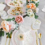 Martha Stewart Valentine's Day to Spring Table Scape décor, featured by top San Francisco fashion blogger Lombard and Fifth.