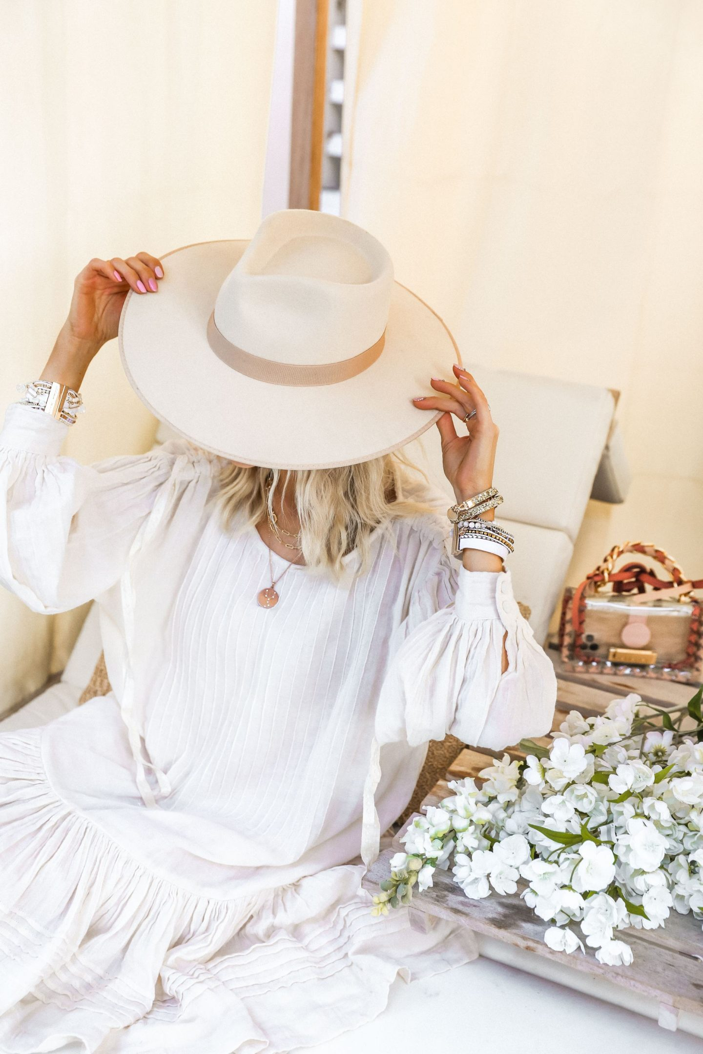 Victoria Emerson bracelets round up, featured by top San Francisco fashion blogger Lombard and Fifth.