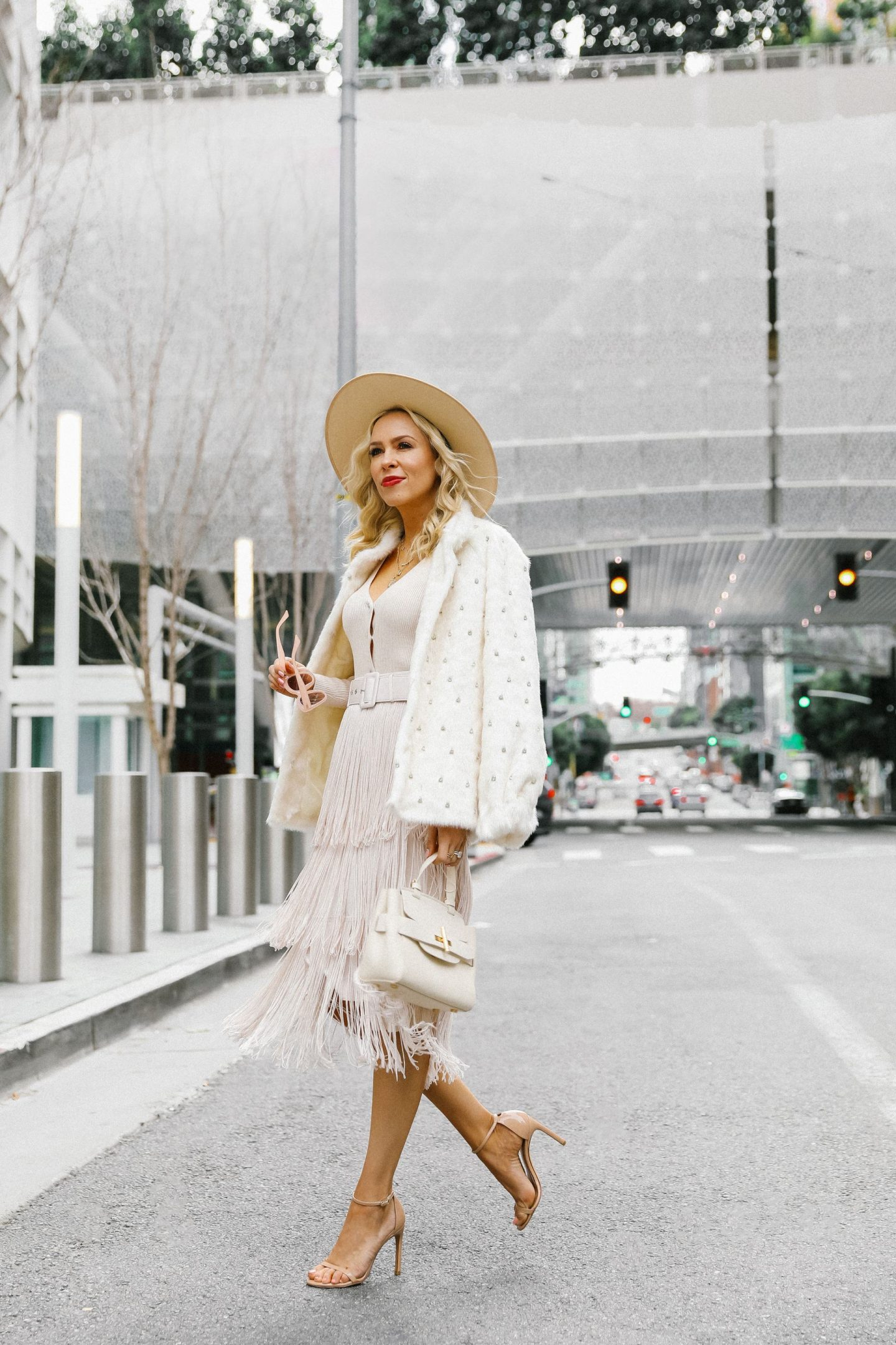 Revolve best neutral layers for spring, featured by top San Francisco blogger Lombard and Fifth.